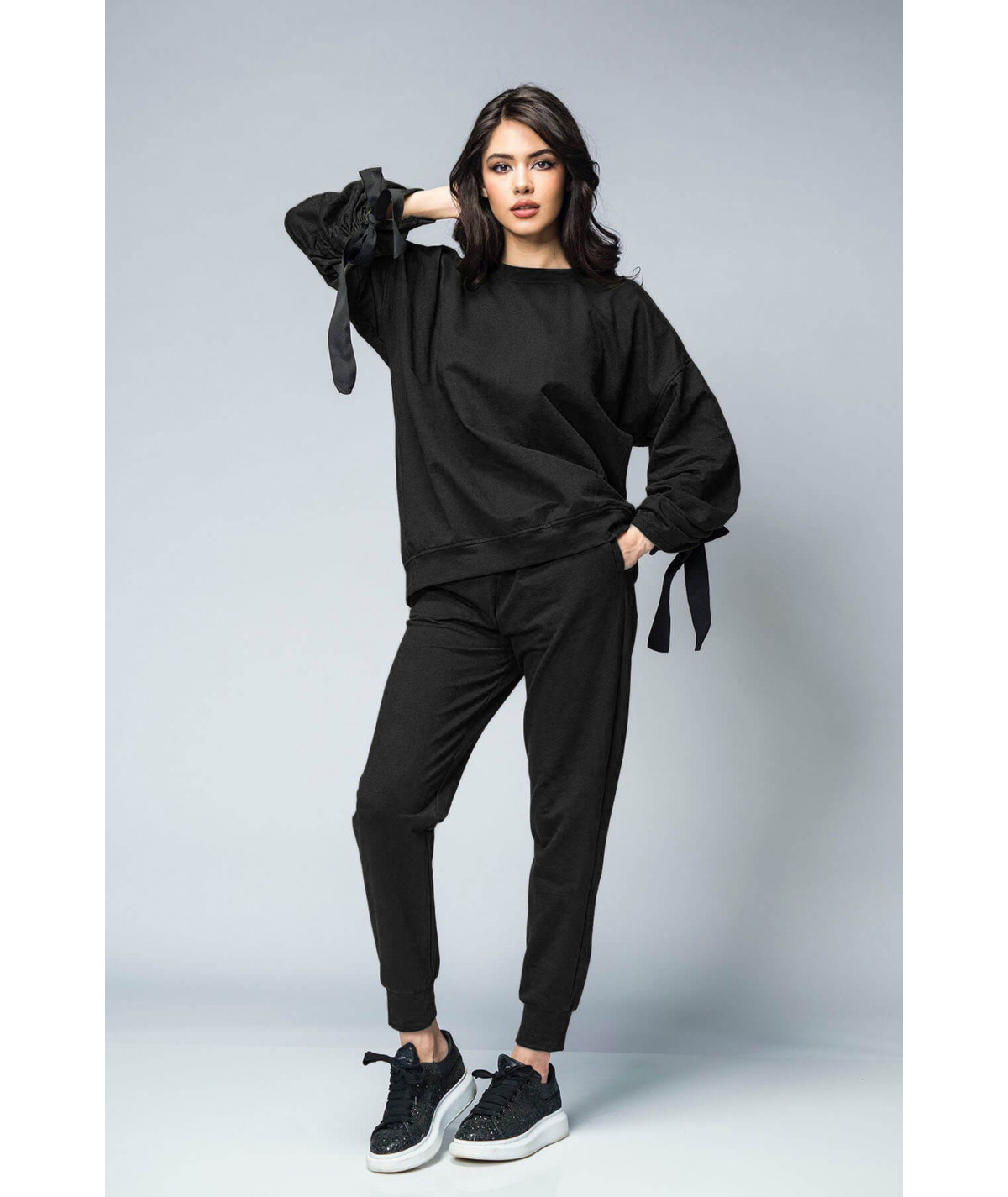 Women's cotton tracksuit...